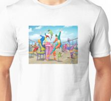 Ten Dancers Unisex T-Shirt
