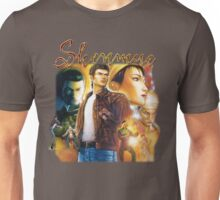 Shenmue 2 - Box Art Unisex T-Shirt