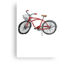 Vintage Pedal Power Metal Print
