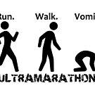 Run. Walk. Vomit. by Ellen Marcus