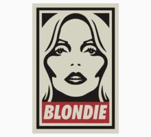 BLONDIE - DEBBIE HARRY Kids Tee