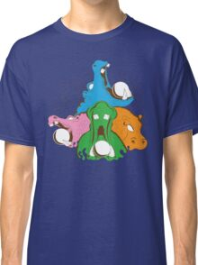 Hangry Hangry Hippos Classic T-Shirt
