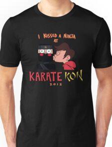 Marco's Karate Kon -Star vs the forces of evil- Unisex T-Shirt