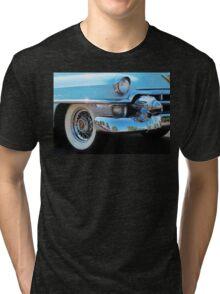 1953 Cadillac Series 62 Convertible Tri-blend T-Shirt