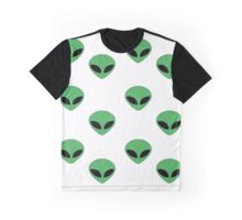 Outer Space - Alien Graphic T-Shirt