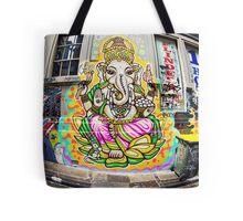 Ganesh - Melbourne Laneways Tote Bag