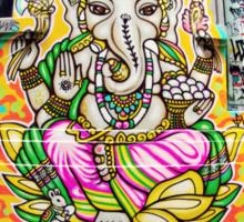 Ganesh - Melbourne Laneways Sticker