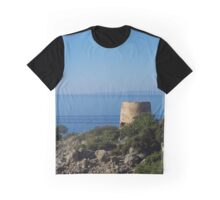 Lookout Tower - Vigli Graphic T-Shirt
