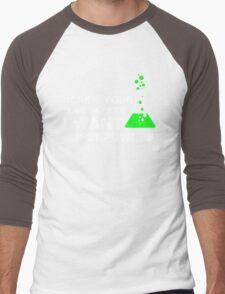 Funny Lab Safety Science Geek Humor T-shirt Men's Baseball ¾ T-Shirt