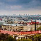 Saint Petersburg , Russia by LudaNayvelt