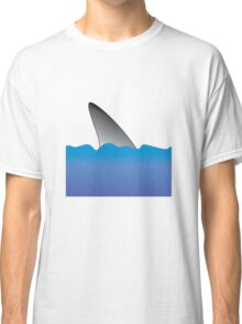 Beware of Shark Classic T-Shirt