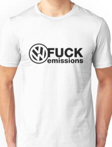VW Emissions Dope Cool Sticker And Tees Unisex T-Shirt