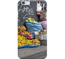 Sidewalk Market iPhone Case/Skin