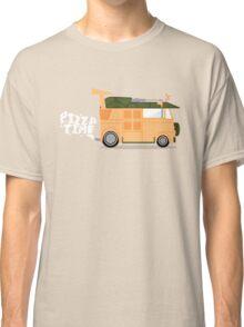 Pizza Time - Teenage Mutant Ninja Turtles Van Classic T-Shirt