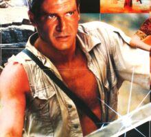 Indiana Jones Temple of Doom Sticker