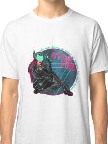 Star Girl - Pin-Up Warriors Classic T-Shirt