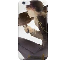 Show a lesson to your ennemies iPhone Case/Skin