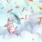 Bacon Shower by Ellen Marcus