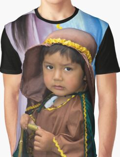 Cuenca Kids 831 Graphic T-Shirt