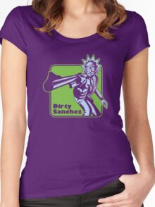 Dirty Sanchez Women's Fitted Scoop T-Shirt
