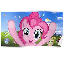 Pinkie Pie & Friends Poster