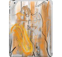 Sax Playa iPad Case/Skin