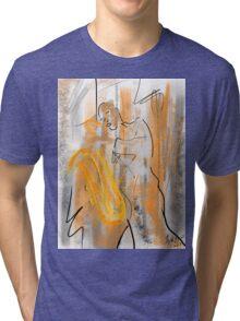 Sax Playa Tri-blend T-Shirt