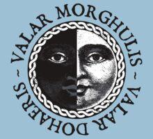 Valar Morghulis, Valar Dohaeris Kids Clothes