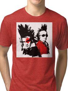 Beethoven Mozart Punk Tri-blend T-Shirt