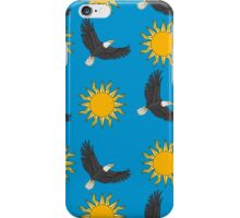 eagles and suns iPhone Case/Skin