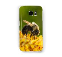 Bumble Bee Feeding Samsung Galaxy Case/Skin