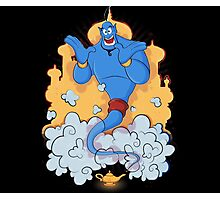 Great Genie Photographic Print
