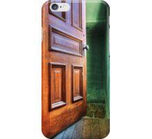 Door of Mystery iPhone Case/Skin