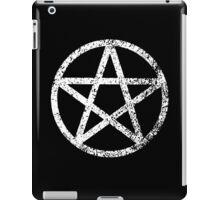 Wicca Pentagram iPad Case/Skin