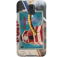 Greetings From Storybrooke Post Card Samsung Galaxy Case/Skin