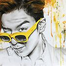 Yellow Shades by Monica Sutrisna