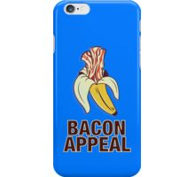 Bacon Appeal iPhone Case/Skin