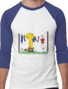 Ferald and Pozzum Men's Baseball ¾ T-Shirt