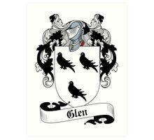 Glen  Art Print