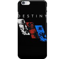 Destiny Fireteam iPhone Case/Skin