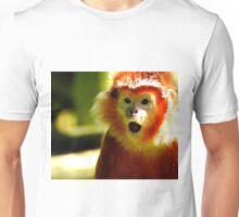 Javan Langur Two Unisex T-Shirt