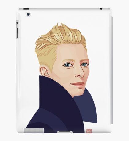 Tilda Swinton iPad Case/Skin