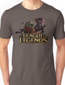 Kled and Skaarl - League of Legends Unisex T-Shirt
