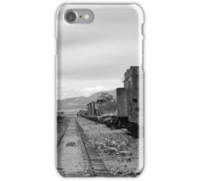Cemetery of Trains iPhone Case/Skin