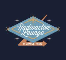 Radioactive Lounge Merch! T-Shirt