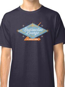 Radioactive Lounge Merch! Classic T-Shirt