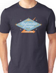 Radioactive Lounge Merch! Unisex T-Shirt