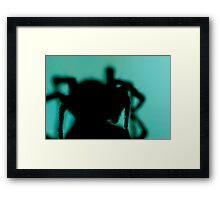 Creepy Crawly Framed Print