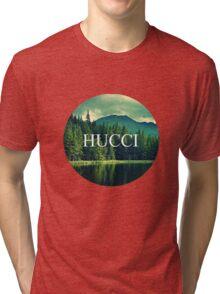 Hucci forest vibes Tri-blend T-Shirt