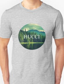 Hucci forest vibes Unisex T-Shirt